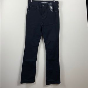 Express Barely Bootcut Mid Rise Jean